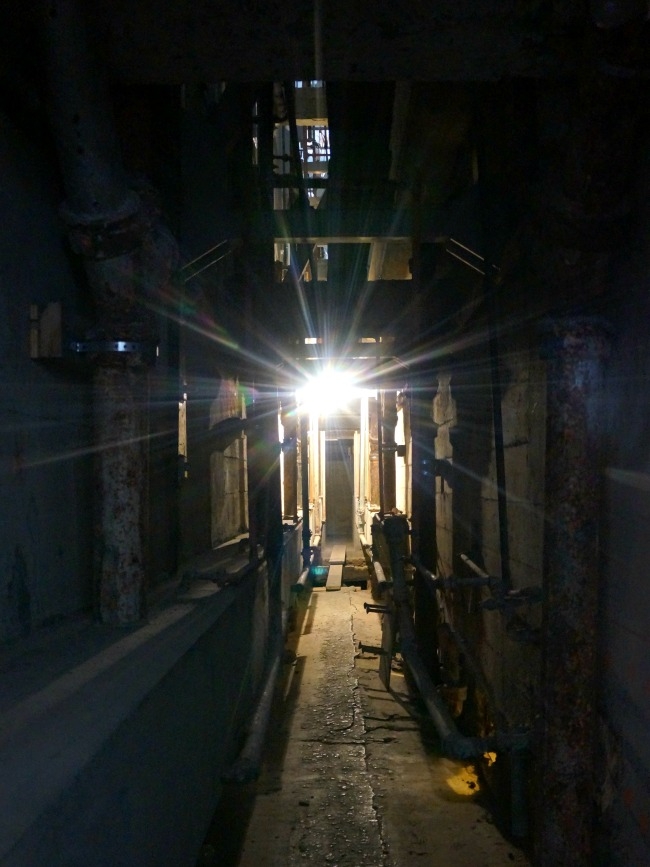 Alcatraz escape route // livingmividaloca.com