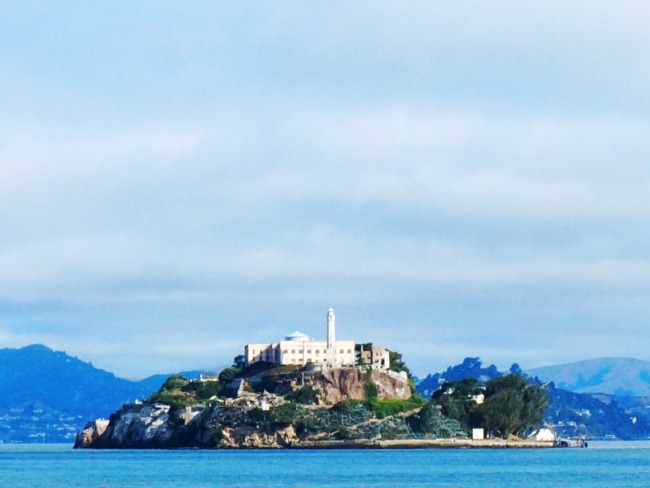 Alcatraz tours in San Francisco // livingmividaloca.com (photo credit: Pattie Cordova)