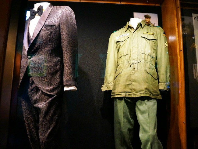 Elvis Presley's Army uniform