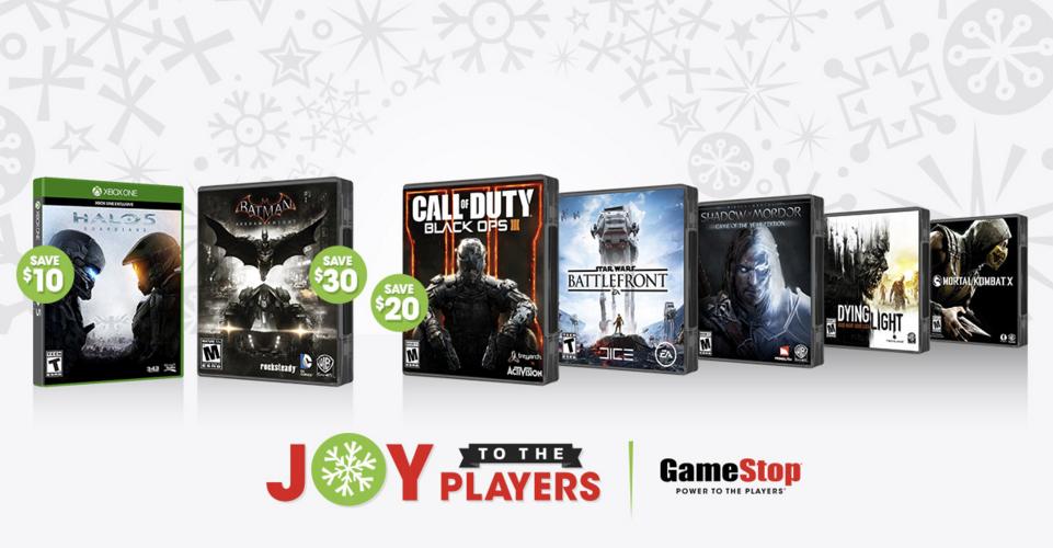 GameStop discounts // LivingMiVIdaLoca.com