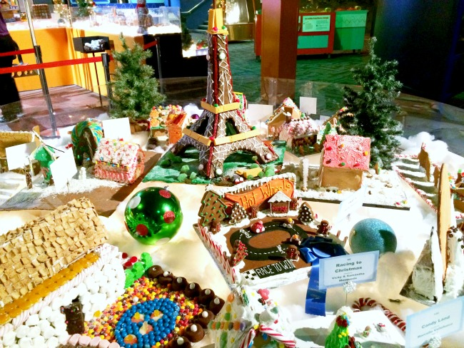 Gingerbread House Contest at Discovery Cube