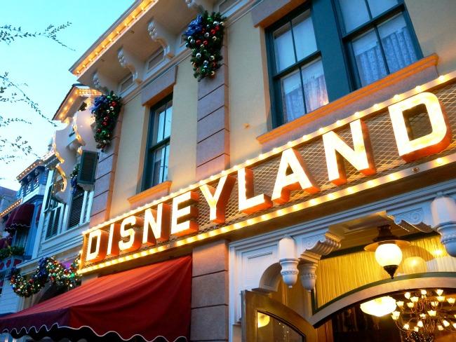 Disneyland during the holidays // LivingMiVidaLoca.com