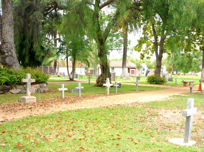 oldest burial ground in North San Diego County still in operation