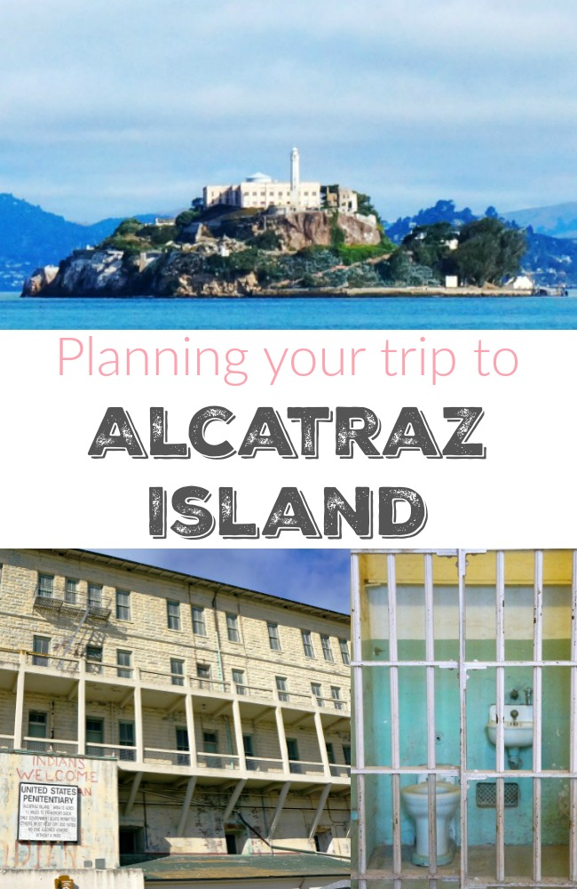 Planning your trip to Alcatraz Island // livingmividaloca.com