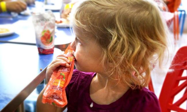pre-schoolar-enjoying-ruby-rockets-yogurt