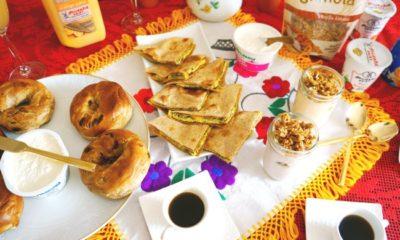 Breakfast buffet food ideas