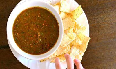 Chile de Arbol Salsa Recipe // livingmividaloca.com