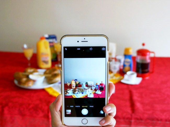 Instagram worth breakfast brunch