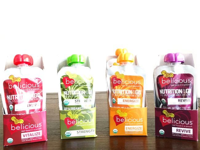 Belicious cleanse // Belicious cleansing pouches // LivingMiVidaLoca.com