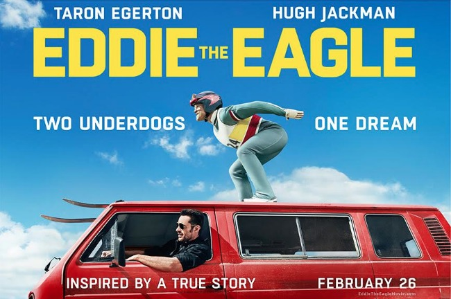Eddie the Eagle review // livingmividaloca.com