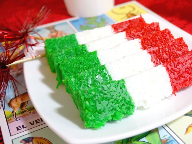 Mexican coconut candy // awards viewing party // livingmividaloca.com