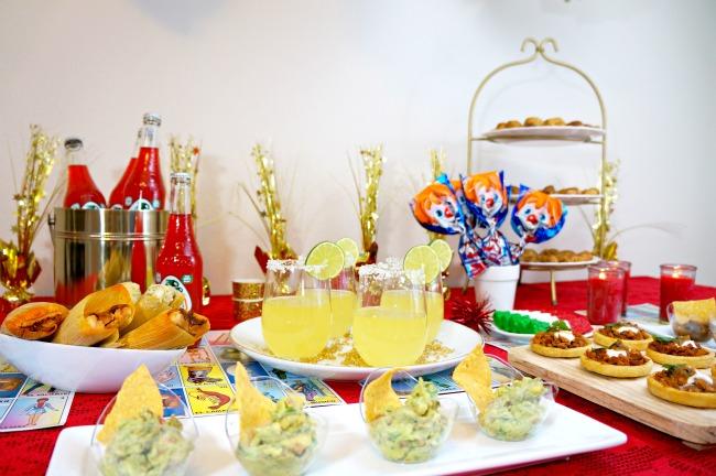 Mexican food awards viewing party // awards viewing party // livingmividaloca.com