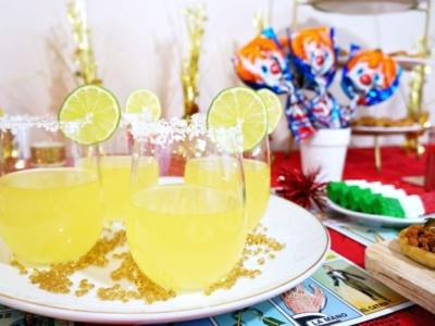 Palomas cocktails // awards viewing party // livingmividaloca.com