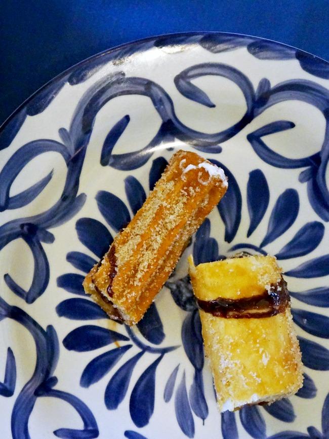 Dessert at Tortilla Jo's Downtown Disney | LivingMiVidaLoca.com | #LivingMiVidaLoca #DowntownDisney #DowntownDisneyRestaurant #VisitAnaheim #Brunch #TortillaJos