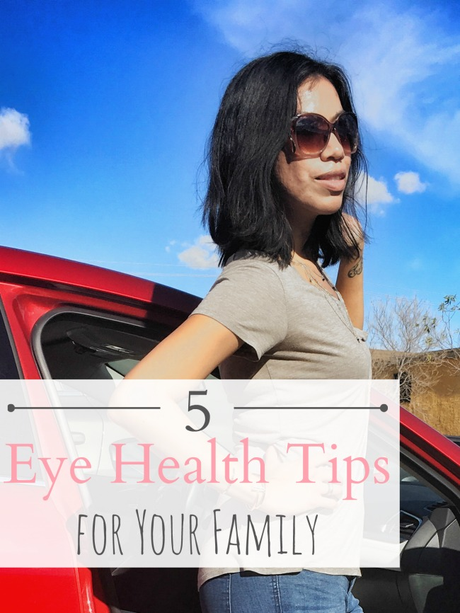 eye health tips for your family // LivingMiVidaLoca.com