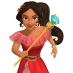 Elena of Avalor // Latina Disney Princess // LIvingMiVidaLoca.com