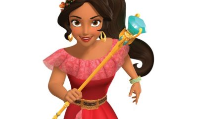 Elena of Avalor - Latina Disney Princess - LIvingMiVidaLoca.com