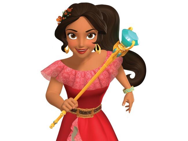 Elena of Avalor - Latina Disney Princess - LIvingMiVidaLoca.com