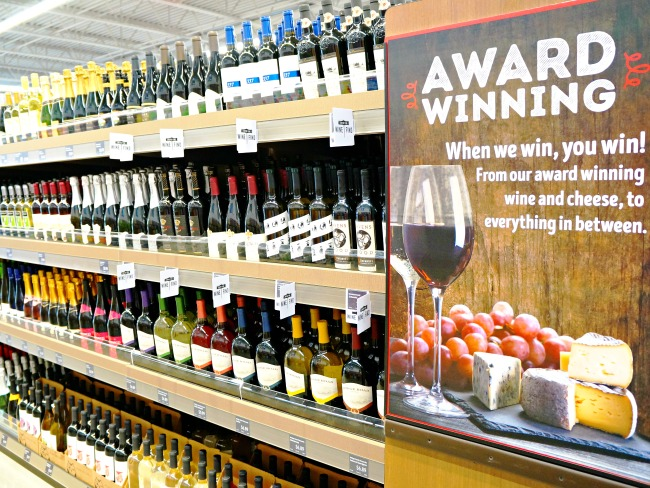 ALDI award winning wine //  ALDI openings in Southern California // LivingMiVidaLoca.com
