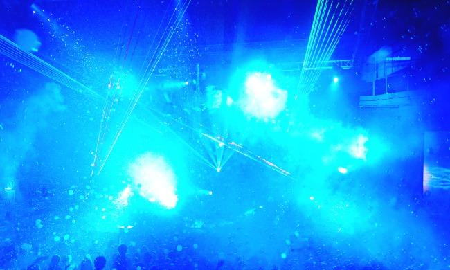 Bubblefest show by Deni Yang // Bubblefest at Discovery Cube OC // LivingMiVidaLoca.com