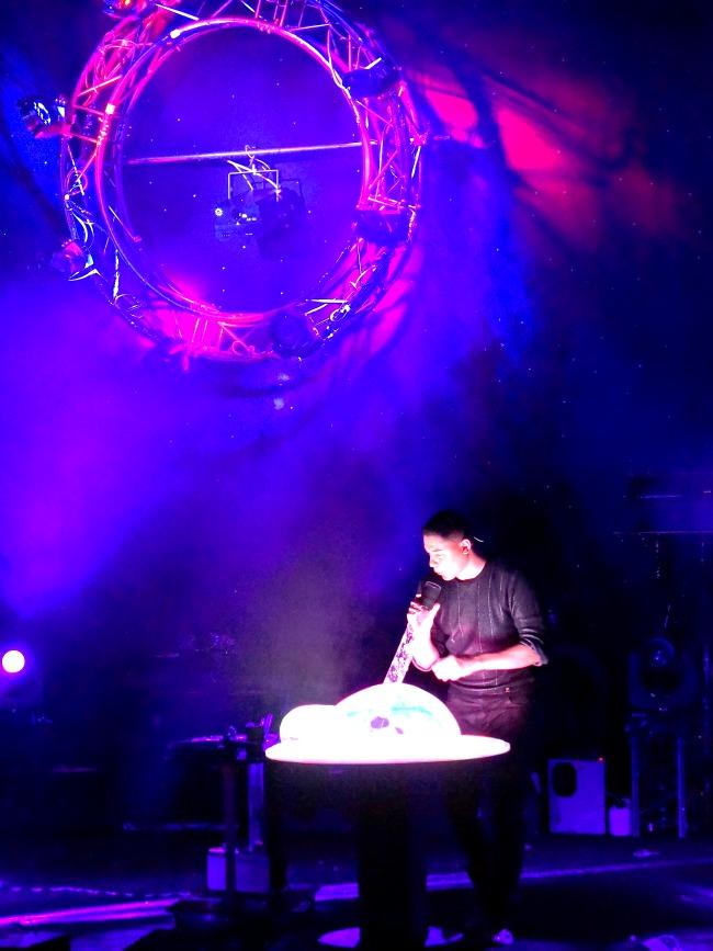 Deni Yang performs // Bubblefest at Discovery Cube OC // LivingMiVidaLoca.com