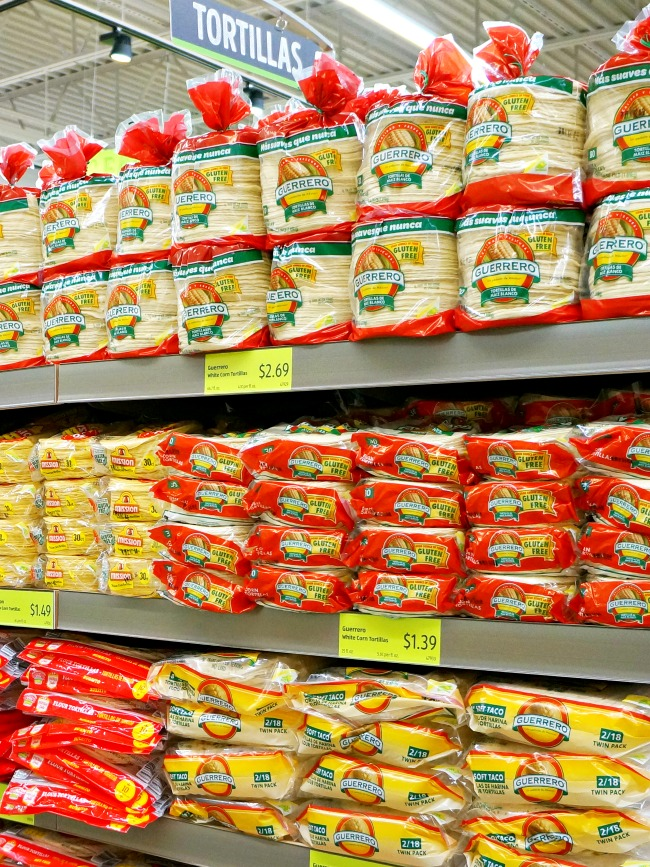 Guerrero tortillas //  ALDI openings in Southern California // LivingMiVidaLoca.com