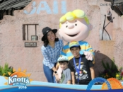 Knott's Berry Farm FunPix card // FunPix at Knott's Berry Farm // LivingMiVidaLoca.com