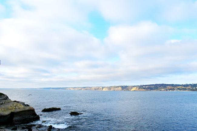 Visiting La Jolla Cove in California - LivingMiVidaLoca.com