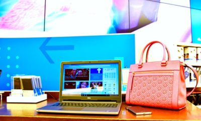 Dell Inspiron laptop with touchscreen : The Dell Inspiron 15 is the Budget laptop you've been looking for : Living Mi Vida Loca (photo credit: Pattie Cordova)
