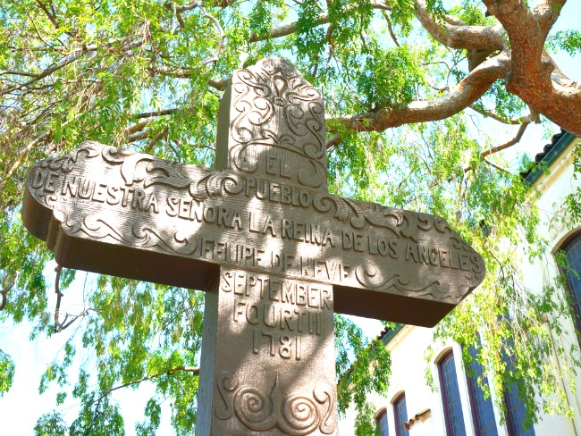 Los Angeles historical monument - Living Mi Vida Loca (photo credit: Pattie Cordova)