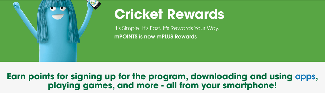 Cricket Rewards - LivingMiVidaLoca.com