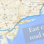 East coast road trip itinerary - LivingMiVidaLoca.com