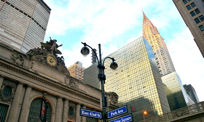 Grand Central Terminal in New York. movies filmed in NYC - LivingMiVidaLoca.com
