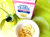 Good Thins taste delicious! LivingMiVidaLoca.com