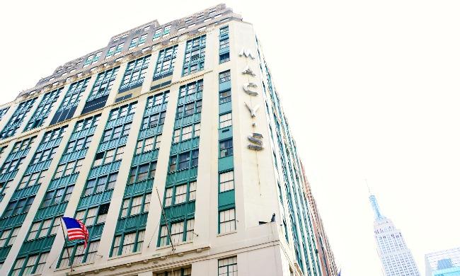 Macy's in New York City - LivingMiVidaLoca.com
