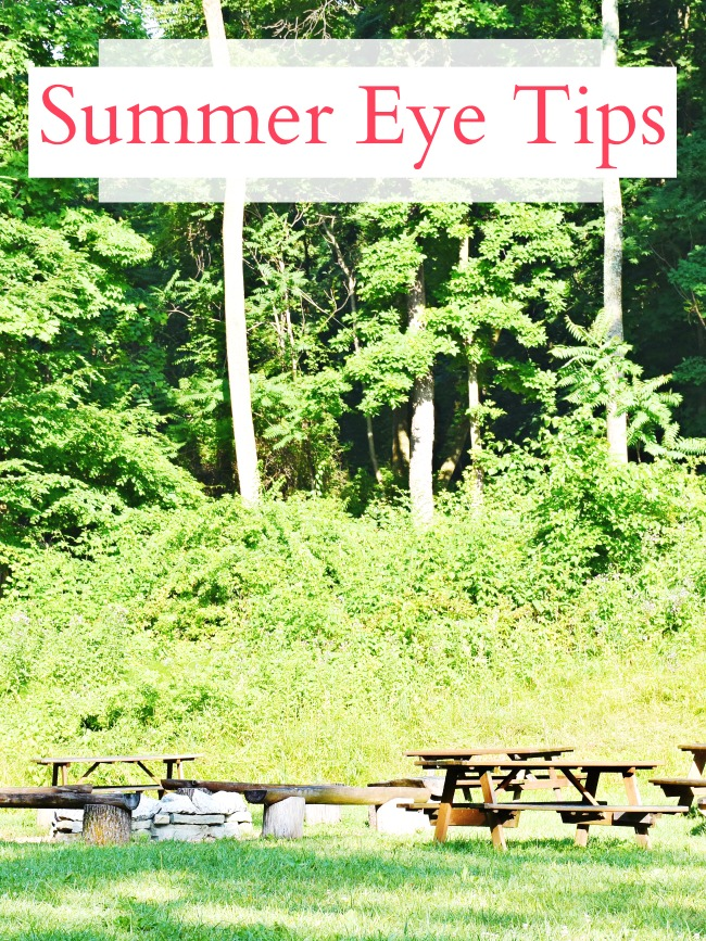 Summer eye tips - LivingMiVidaLoca.com