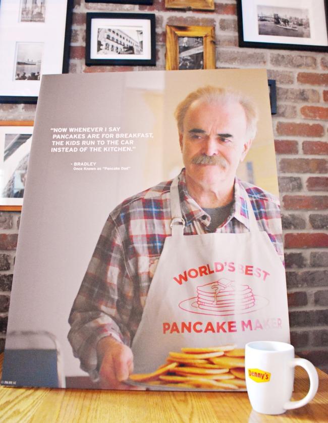 Denny's Diner has new fluffier pancakes - LivingMiVidaLoca.com