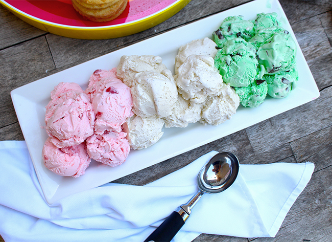 Fun ways to Use Ice Cream - livingmividaloca.com