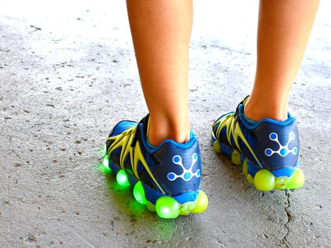 Leepz are great shoes for kids - LivingMiVidaLoca.com