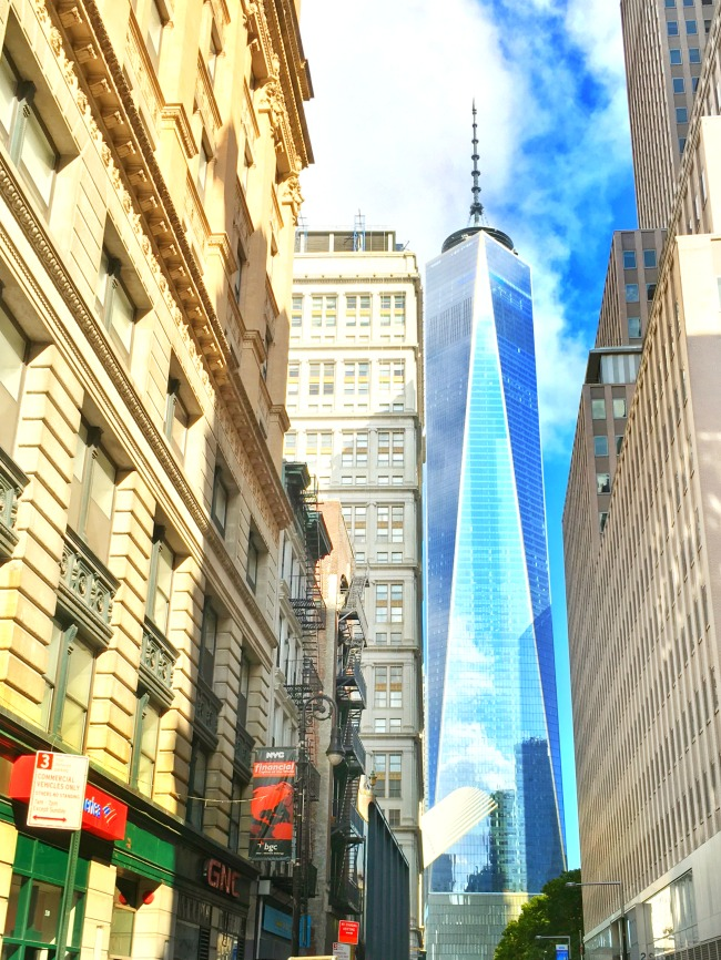 One World Trade Center in New York - LivingMiVidaLoca.com