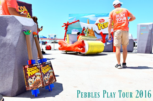 Pebbles Play Tour 2016