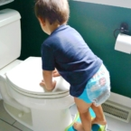 Tips on Potty Training Your Toddler - LivingMiVidaLoca.com