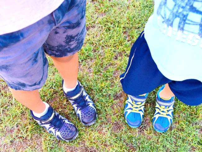 Leepz shoes by Stride Rite - LivingMiVidaLoca.com