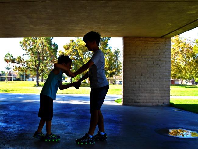 Leepz shoes light up when you stomp - LivingMiVidaLoca.com