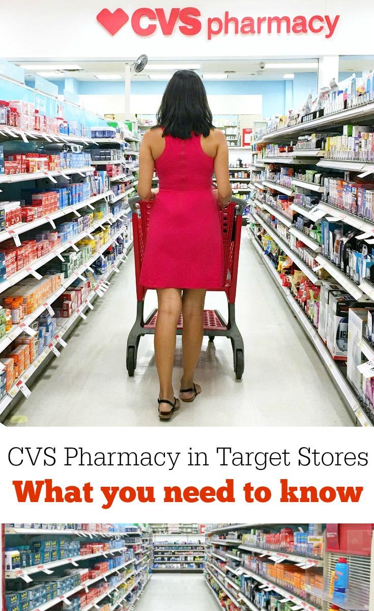 CVS Pharmacy at Target Stores-what you need to know-livingmividaloca.com