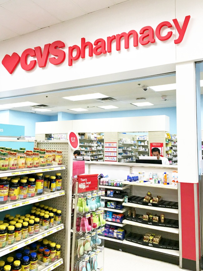 CVS Pharmacy at Target stores - livingmividaloca.com