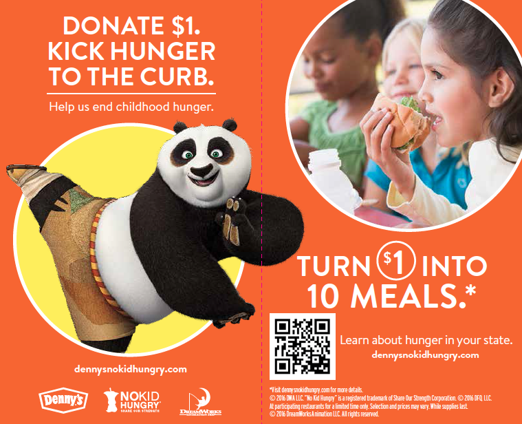 No Kid Hungry - LivingMiVidaLoca.com
