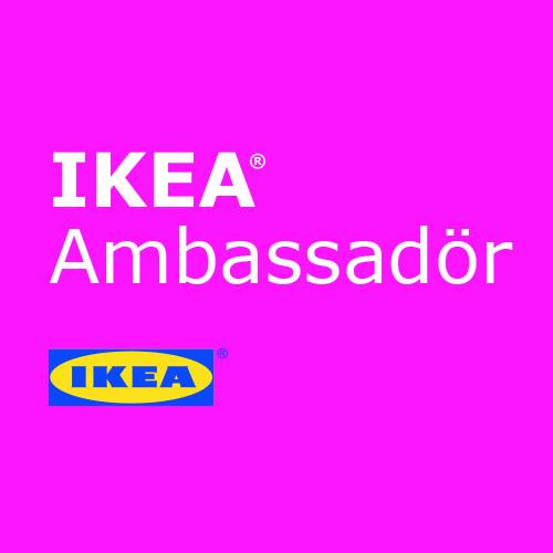 IKEA brand ambassador - livingmividaloca.com