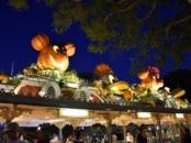 Entrance to Mickey's Halloween Party 2016 - LivingMiVidaLoca.com