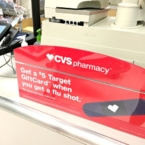 One quick trip to Target and I was able to battle flu season with CVS Pharmacy.